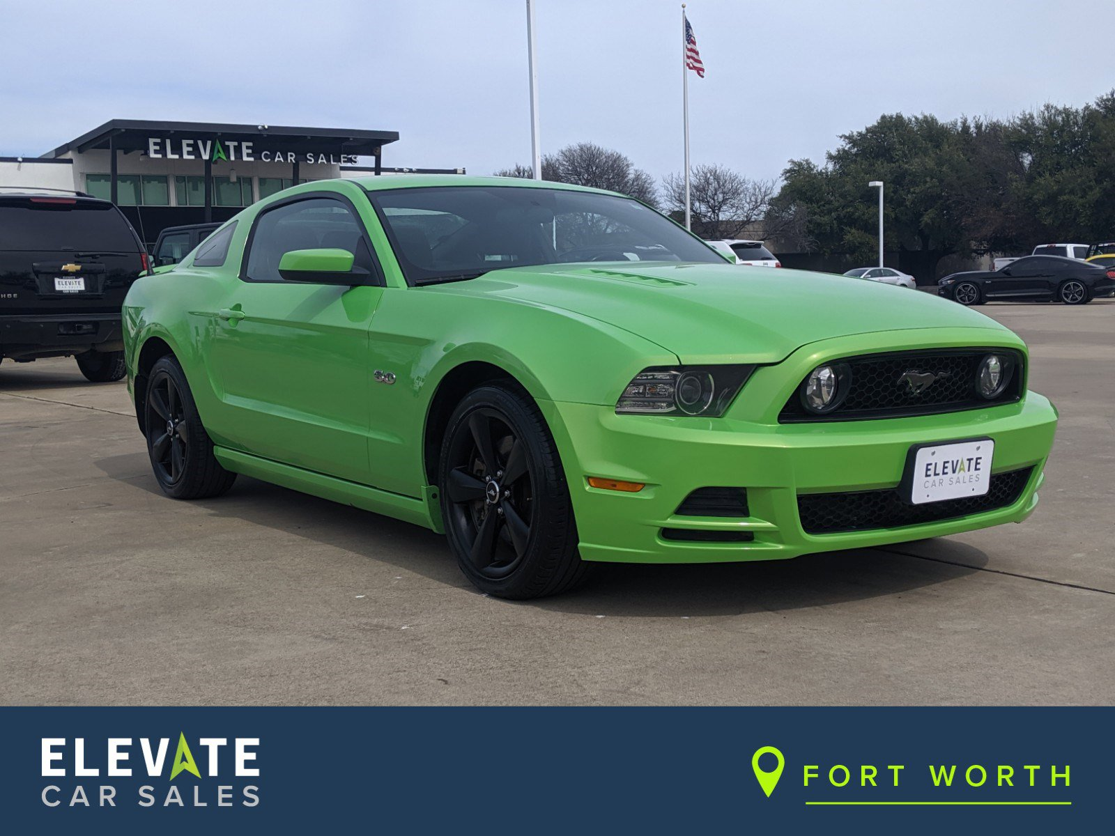 2014 Ford Mustang GT Premium image