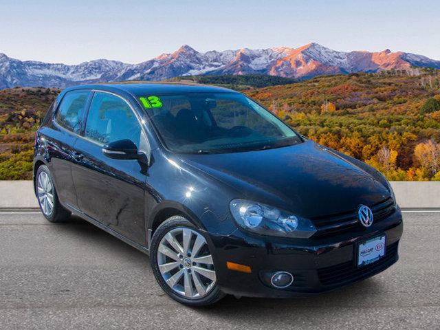 2013 Volkswagen Golf TDI 2-Door image