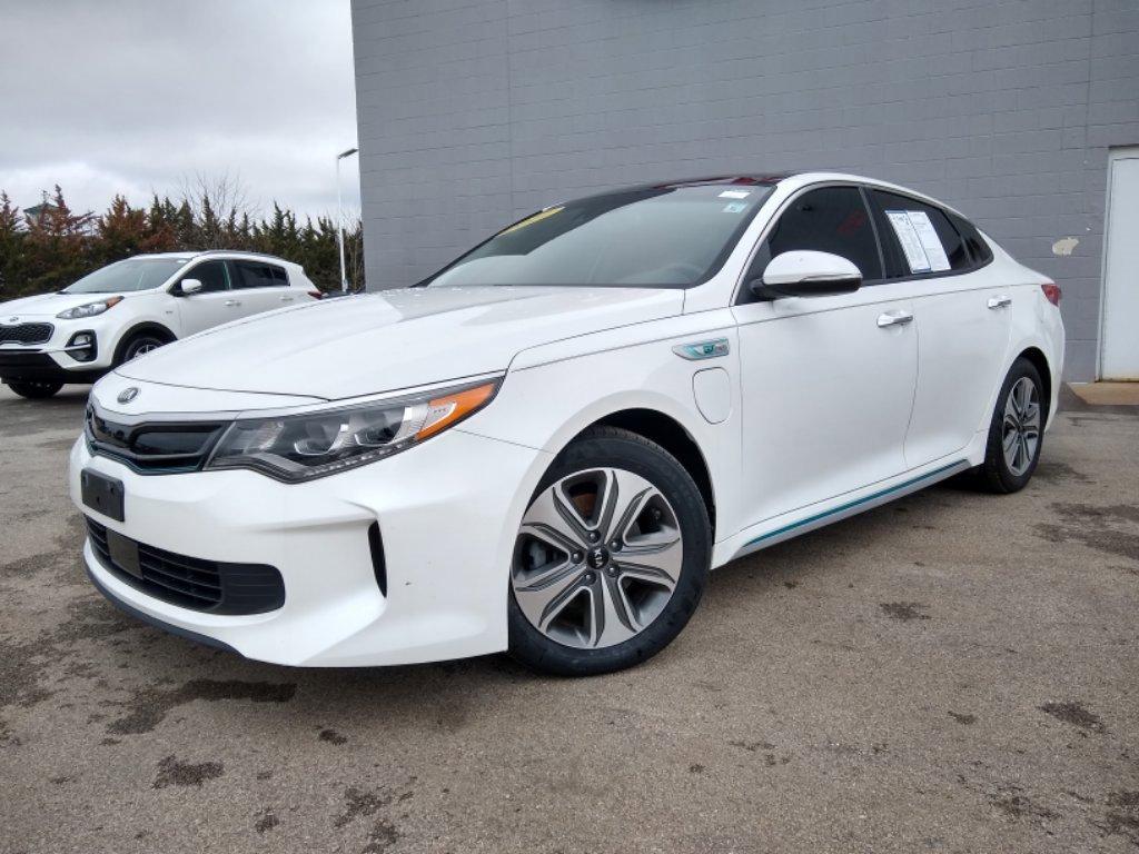 2017 Kia Optima EX image