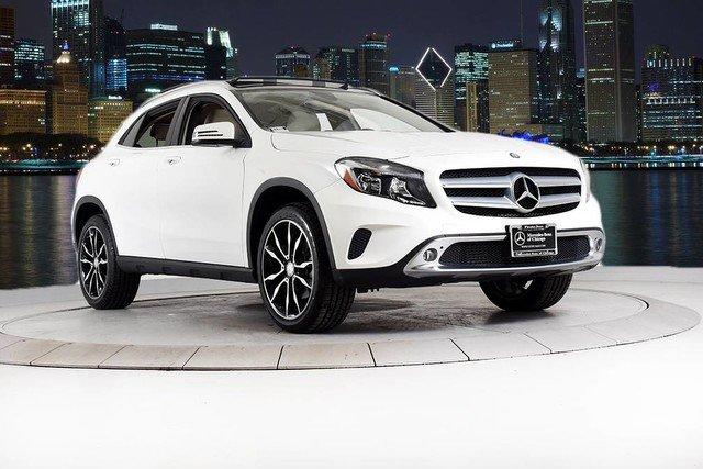 2017 Mercedes-Benz GLA 250 4MATIC image