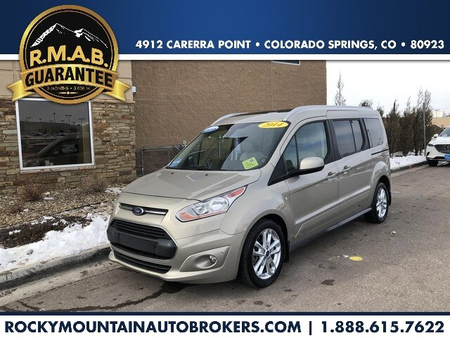 2014 Ford Transit Connect Titanium Long Wheel Base Wagon image