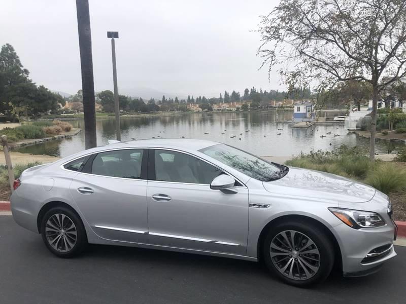 2017 Buick LaCrosse Preferred image