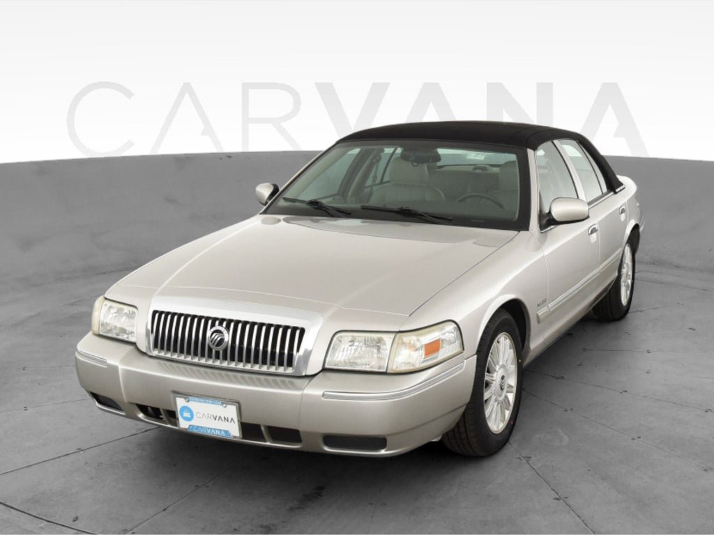 2010 Mercury Grand Marquis LS image