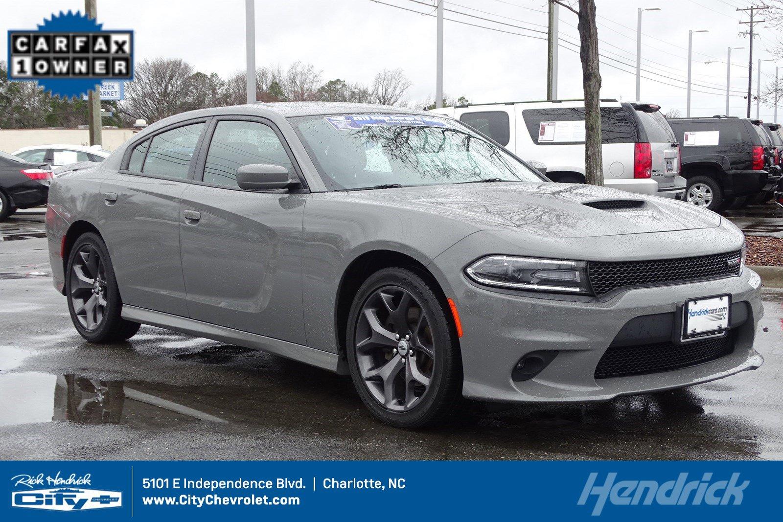 2019 Dodge Charger GT image
