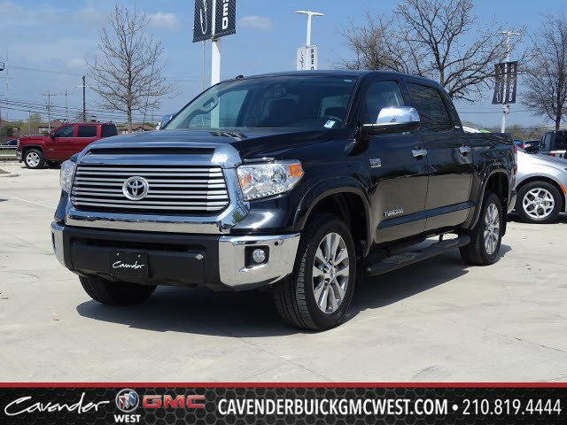 2017 Toyota Tundra 2WD CrewMax Limited image