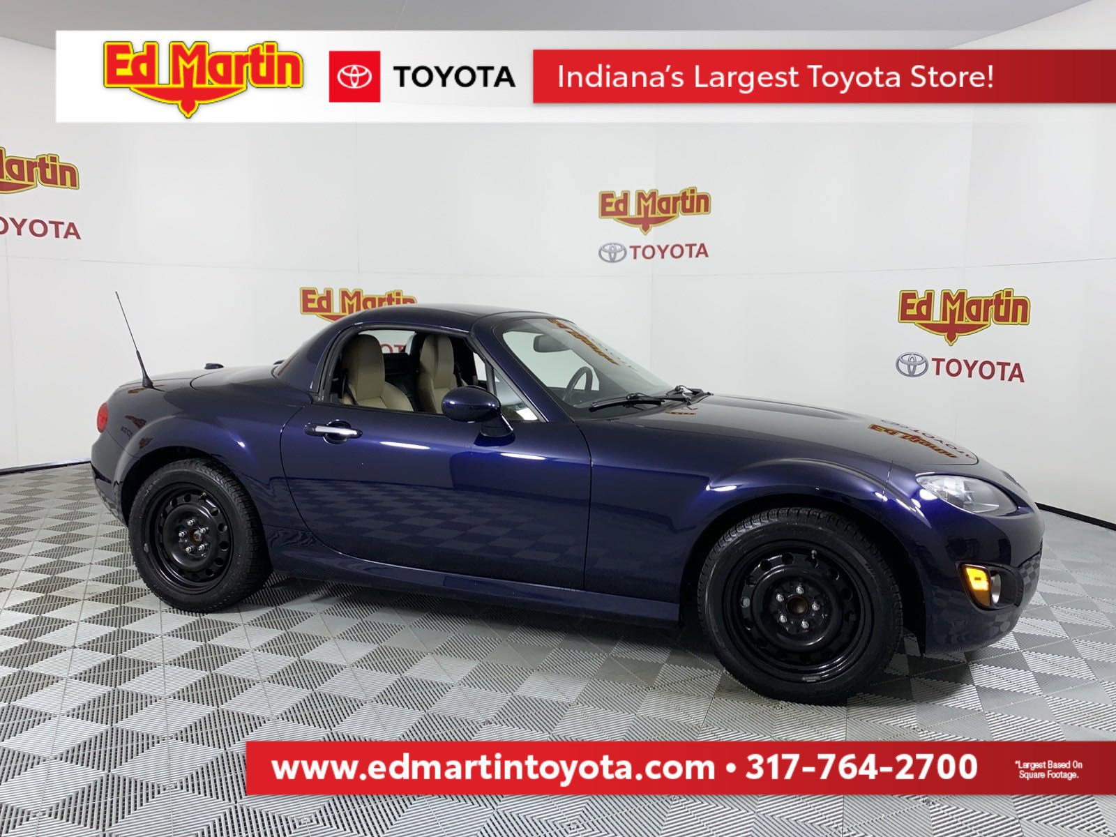 2012 MAZDA MX-5 Miata Grand Touring Hard Top image