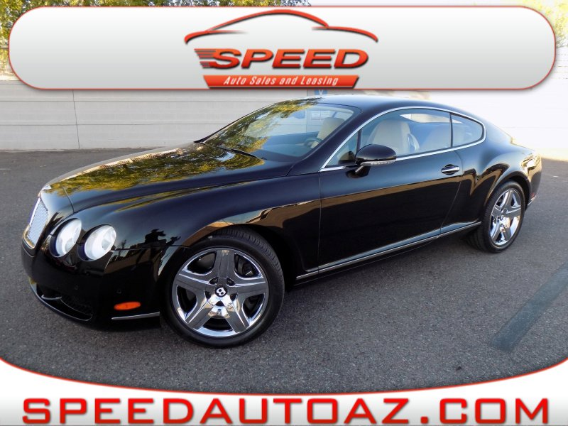 2006 Bentley Continental GT Coupe image