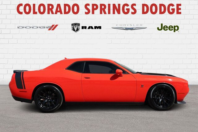 2018 Dodge Challenger Scat Pack w/ Dynamics Package image