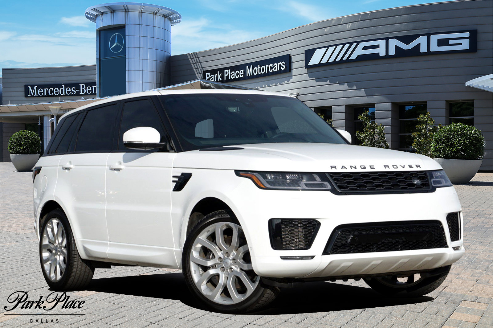 2019 Land Rover Range Rover Sport Supercharged image