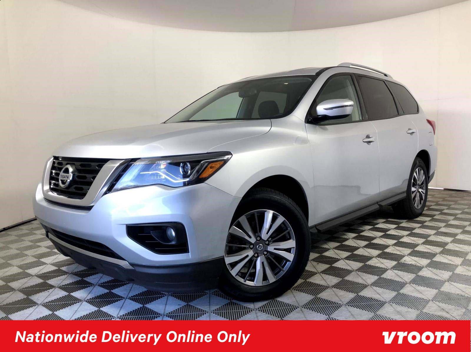 2018 Nissan Pathfinder SV image