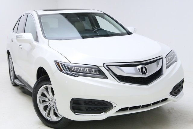 2016 Acura RDX FWD w/ Technology Package image