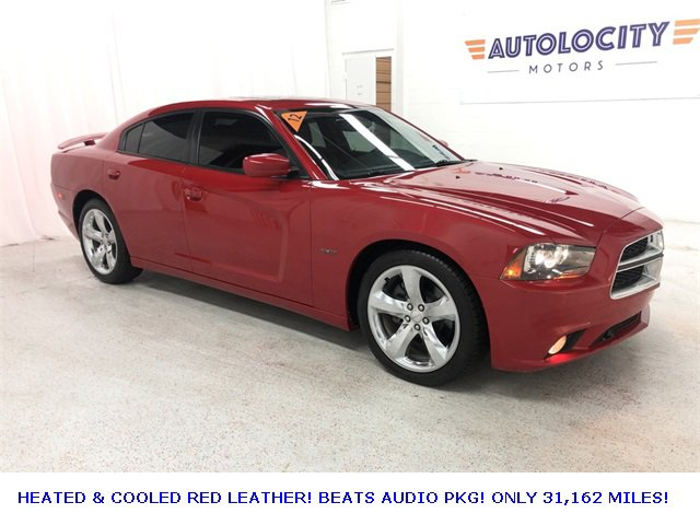 2012 Dodge Charger R/T image