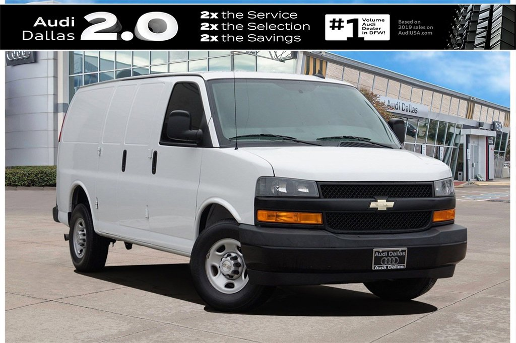 2018 Chevrolet Express 2500  image