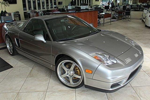 2005 Acura NSX  image