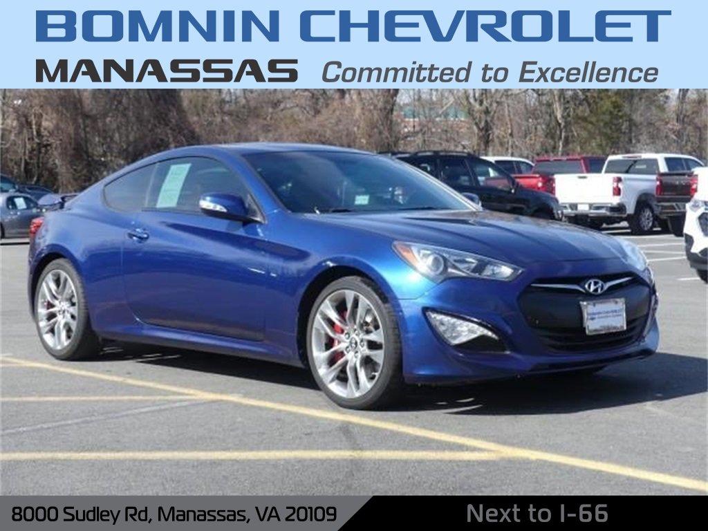 2016 Hyundai Genesis Coupe 3.8 image