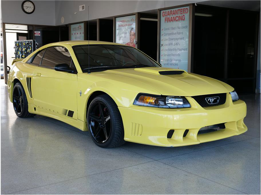 2001 Ford Mustang GT Coupe image