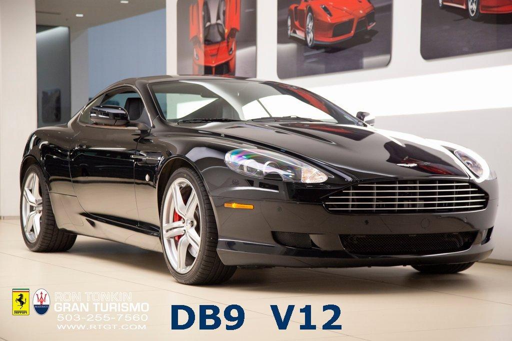 2009 Aston Martin DB9 Coupe image