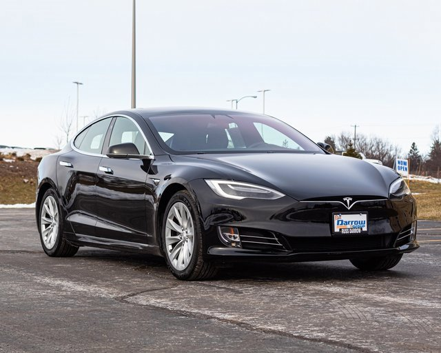 2018 Tesla Model S AWD image