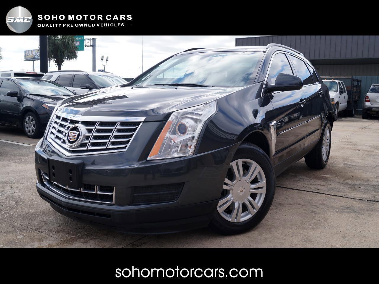 2016 Cadillac SRX FWD image