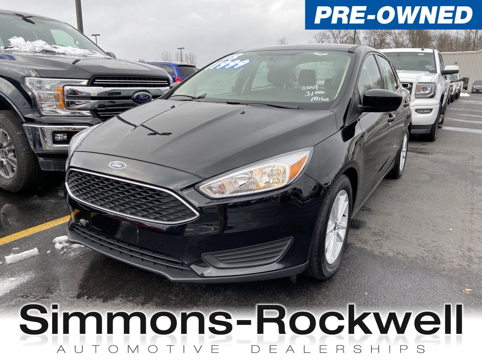 Simmons Rockwell Used >> Simmons Rockwell Chevrolet Buick Gmc Bath Bath Ny 14810