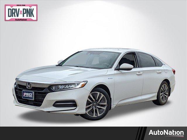 2018 Honda Accord Hybrid image