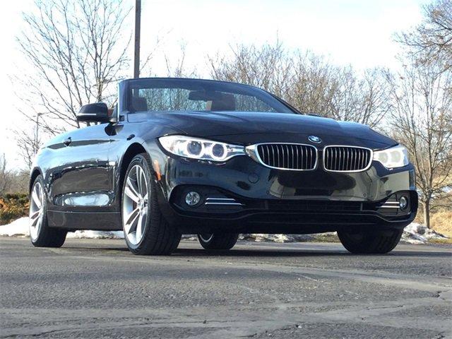 2017 BMW 440i xDrive Convertible image