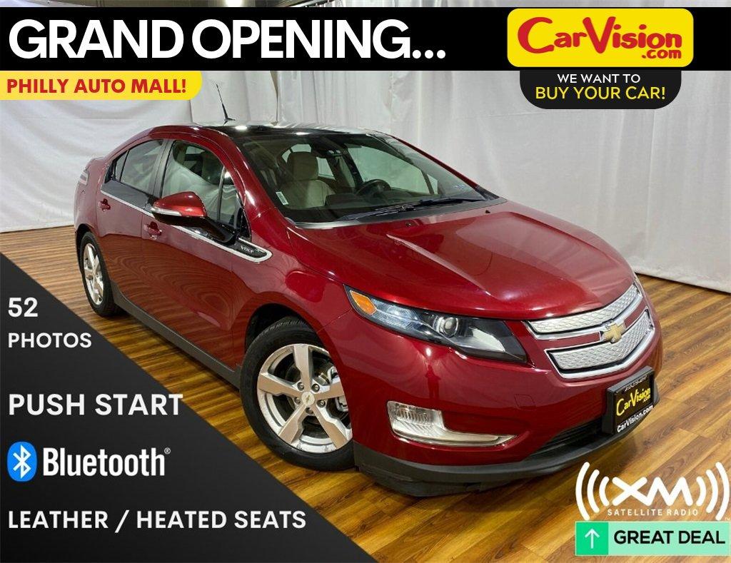 2011 Chevrolet Volt Premium image
