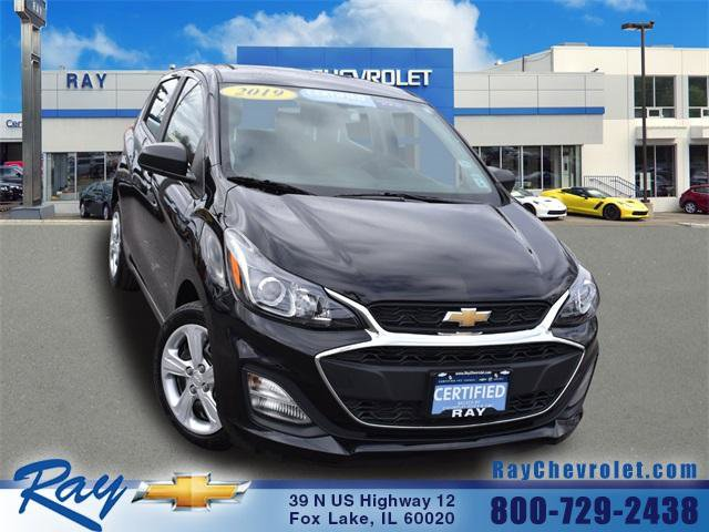 2019 Chevrolet Spark LS image