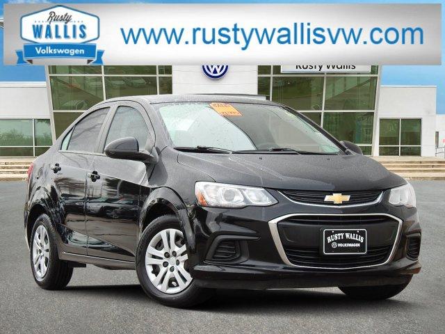 2018 Chevrolet Sonic LS Sedan image