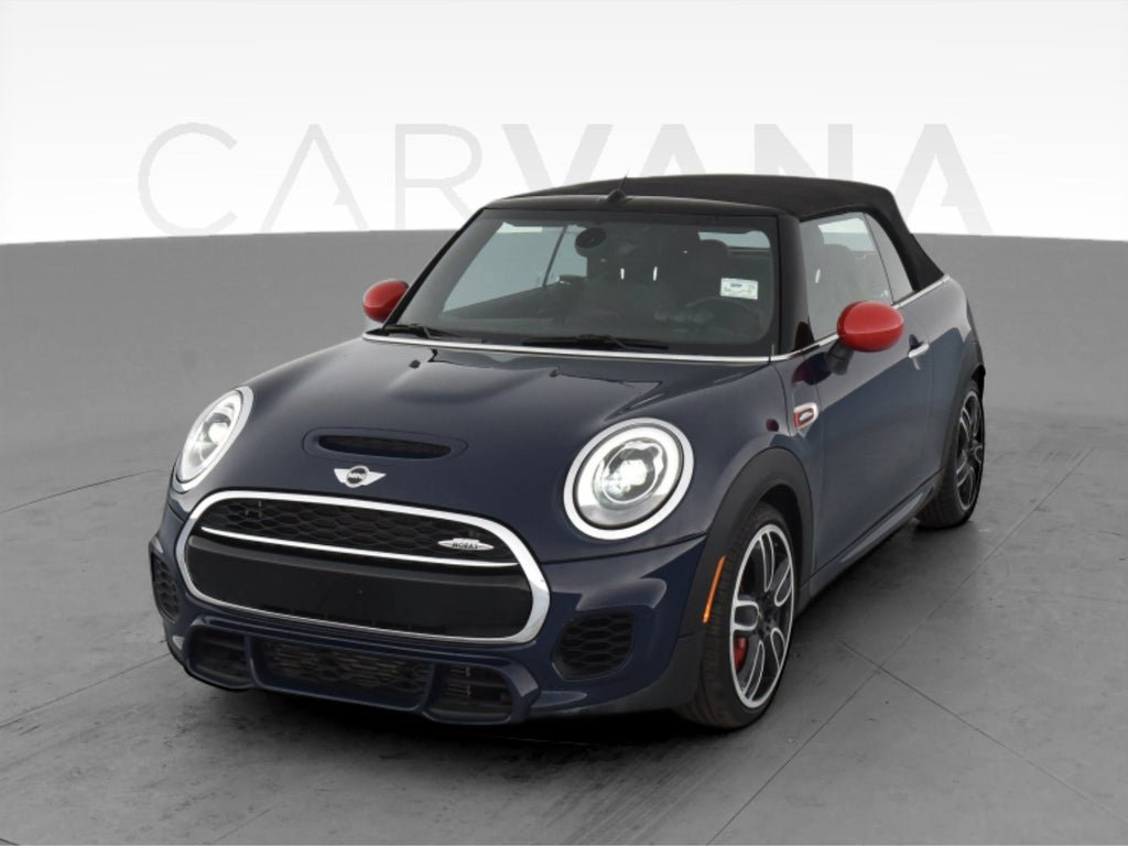 2017 MINI Cooper John Cooper Works Convertible image