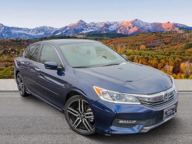 2017 Honda Accord Sport Sedan image
