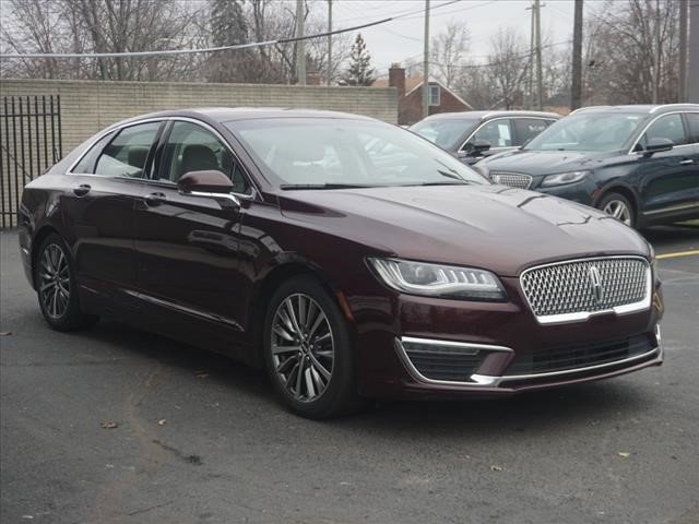 2017 Lincoln MKZ Select image