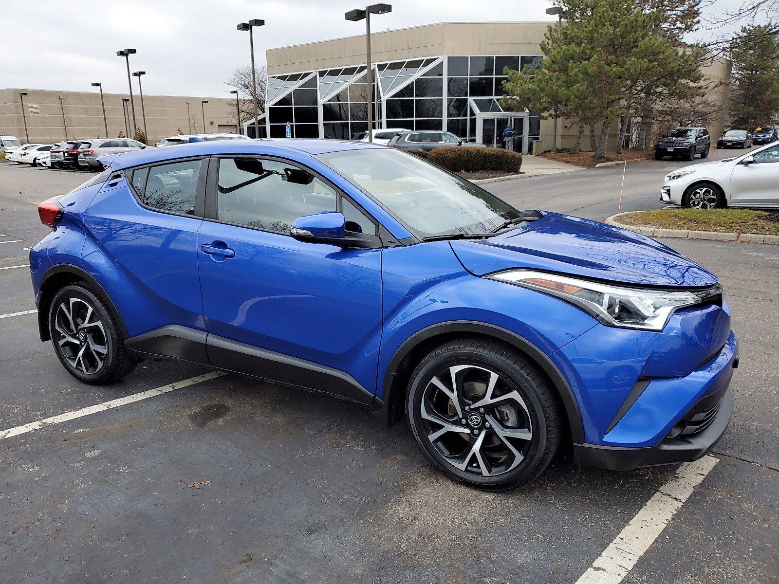 2018 Toyota C-HR XLE Premium image