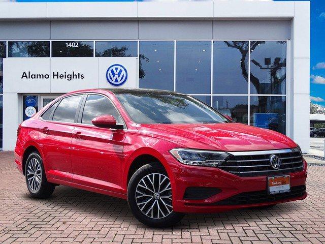 2019 Volkswagen Jetta SE image