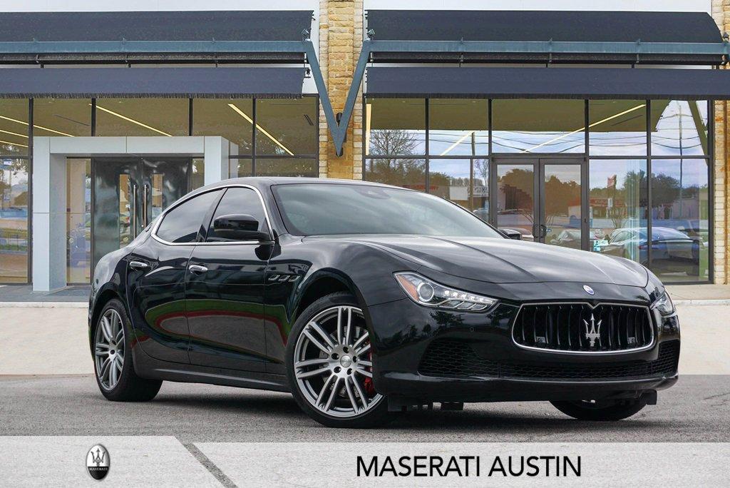 2017 Maserati Ghibli S Q4 w/ Luxury Package image