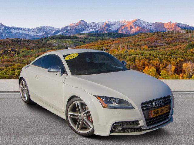 2013 Audi TTS 2.0T Premium Plus Coupe image