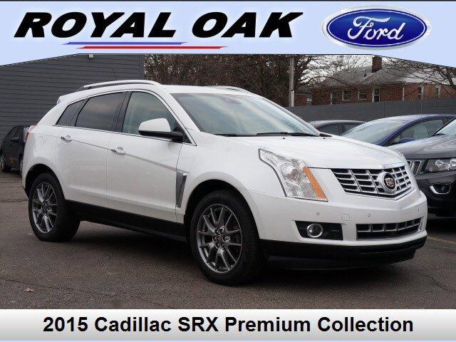 2015 Cadillac SRX AWD Premium image