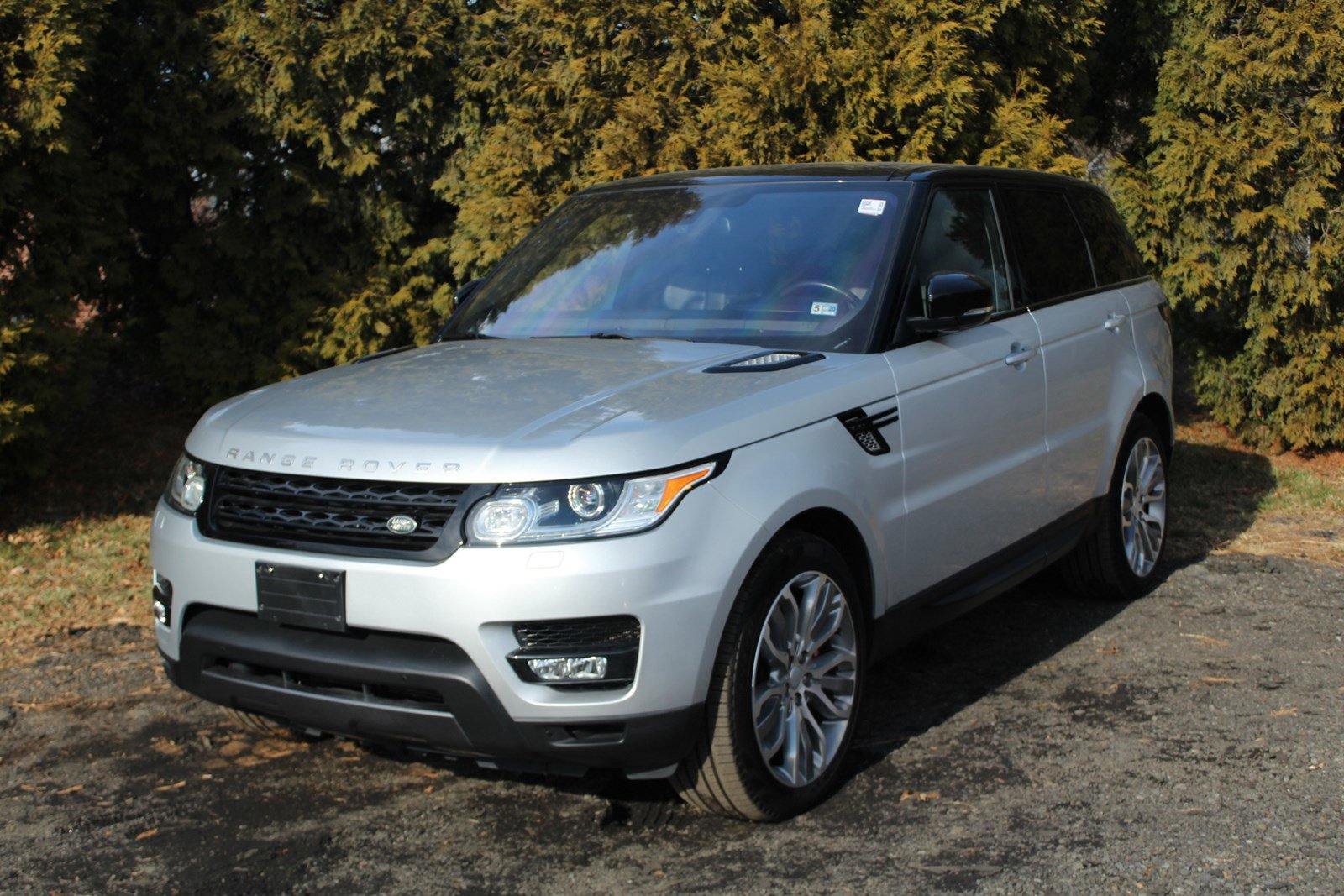 2016 Land Rover Range Rover Sport Supercharged image
