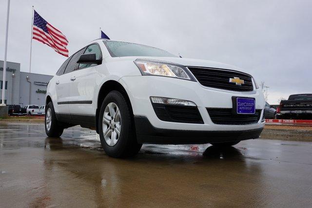 2017 Chevrolet Traverse FWD LS image