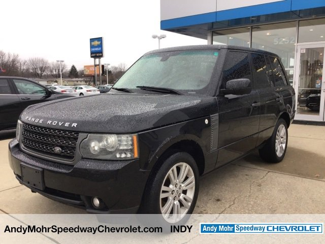 2011 Land Rover Range Rover HSE image