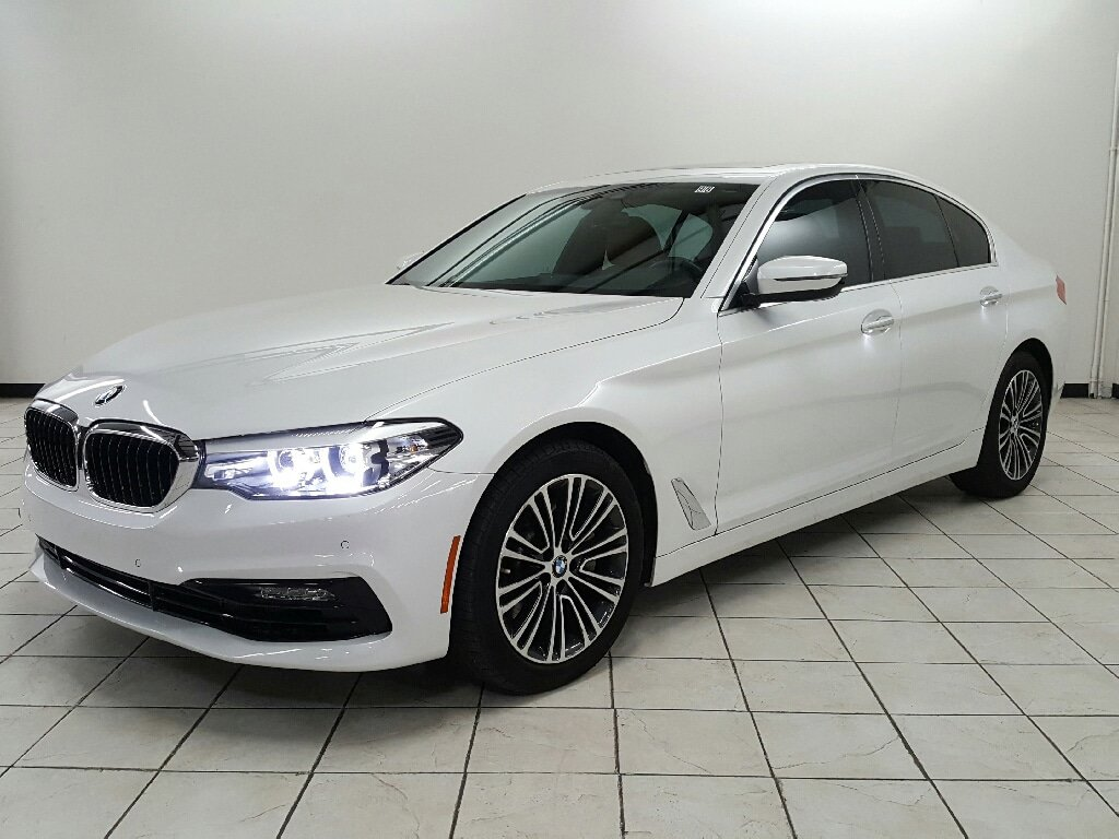 2018 BMW 530i  image