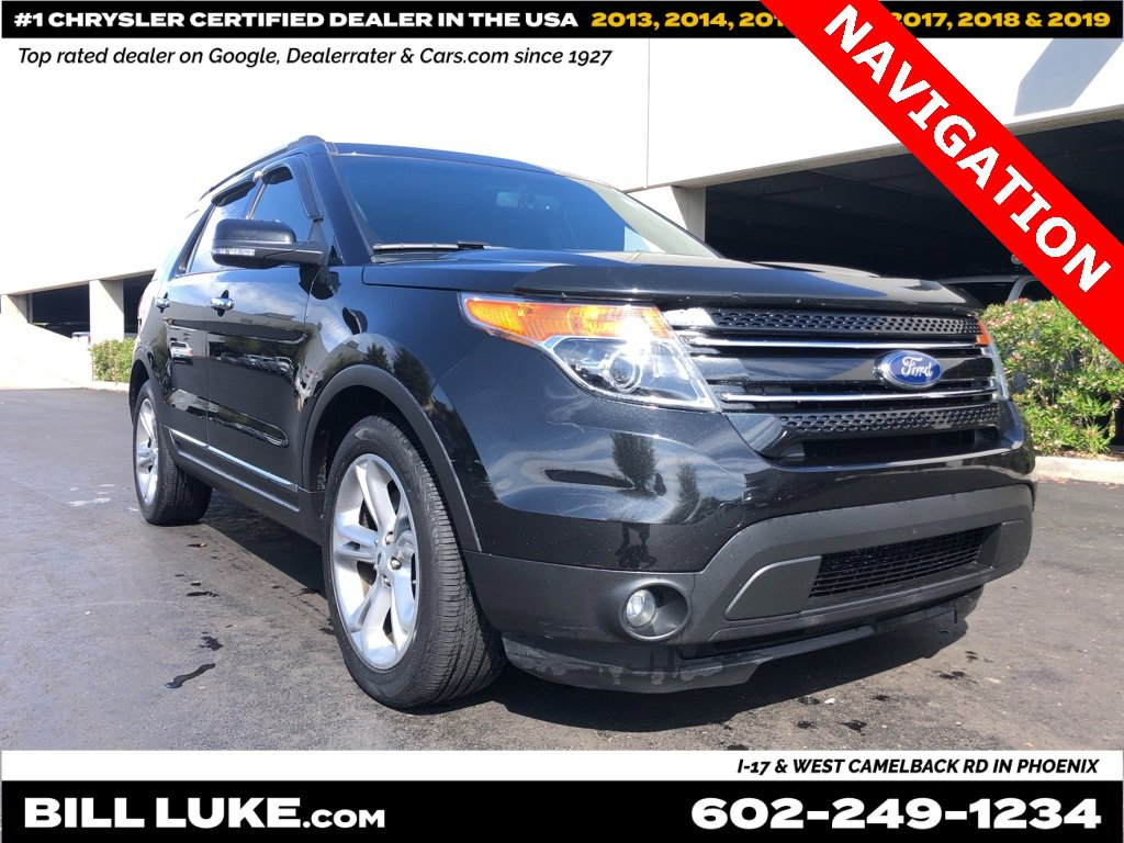 2015 Ford Explorer FWD Limited image