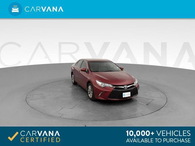 2017 Toyota Camry SE Sedan image