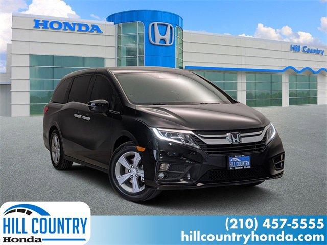 2018 Honda Odyssey EX-L image