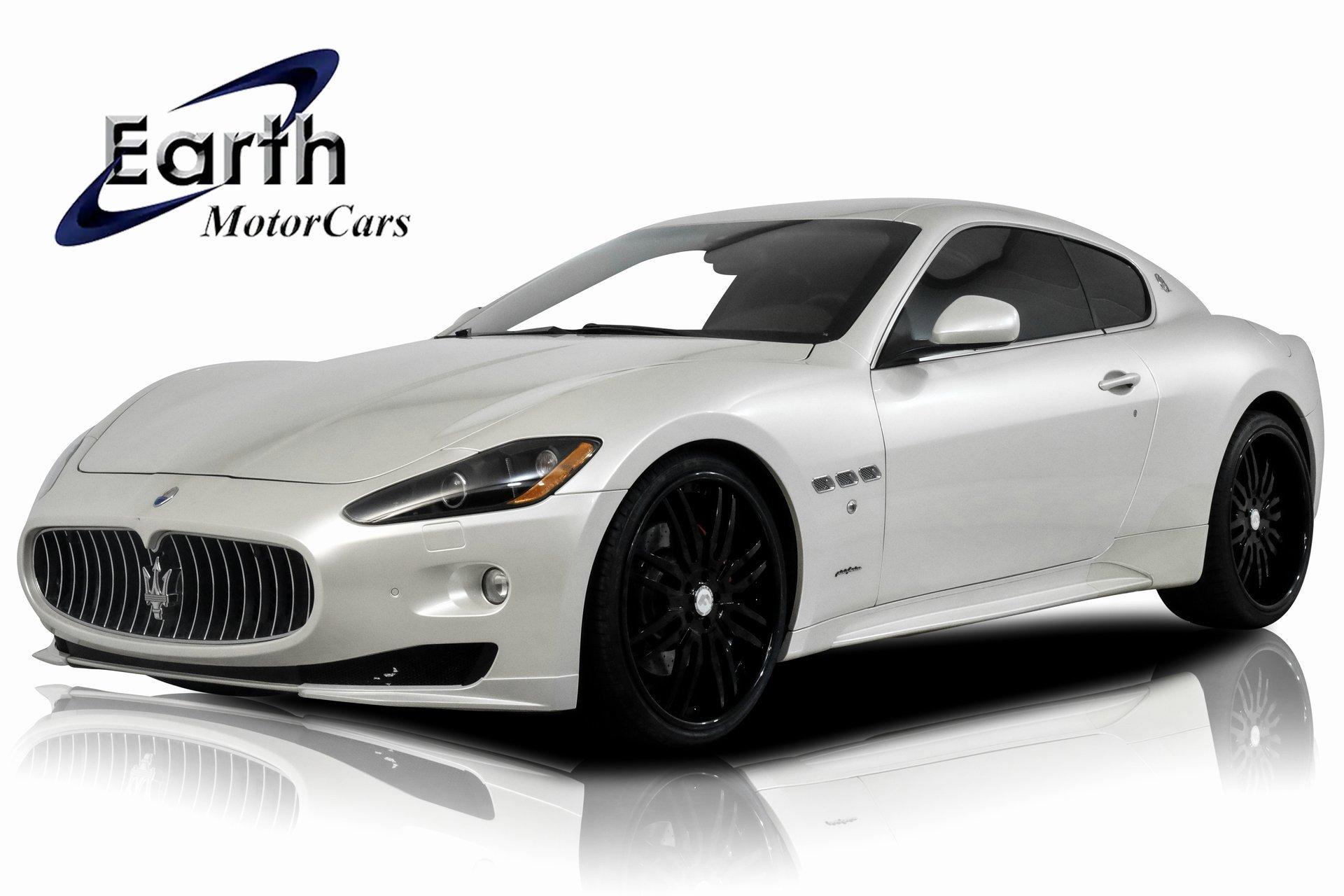 2012 Maserati GranTurismo S Coupe image