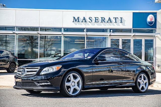 2012 Mercedes-Benz CL 550 4MATIC image