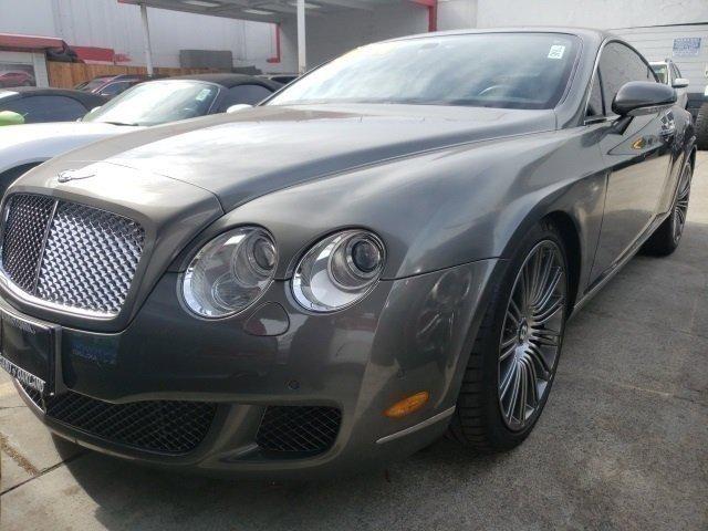 2008 Bentley Continental GT Speed image