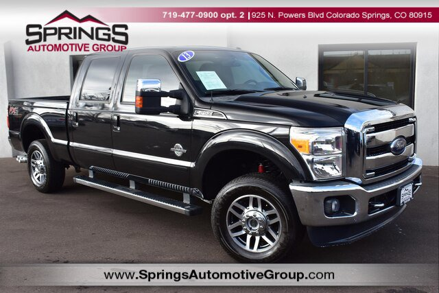 2013 Ford F250 Lariat image