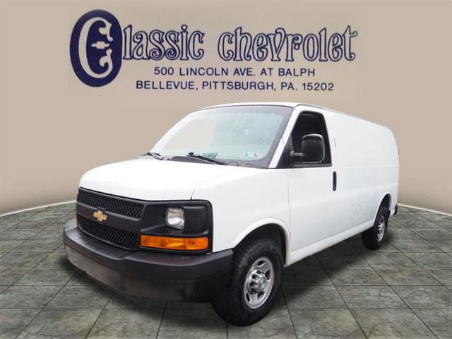 2014 Chevrolet Express 2500  image