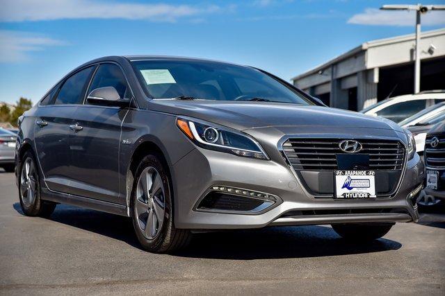 2017 Hyundai Sonata Limited Plug-In Hybrid image